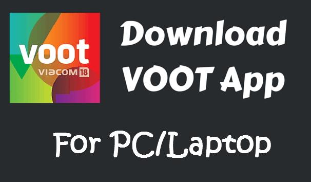 Download Voot App for PC/Laptop