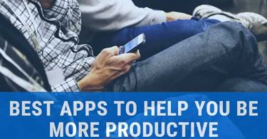 Best Apps to help you be more productive