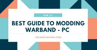 Guide to Modding Warband on PC