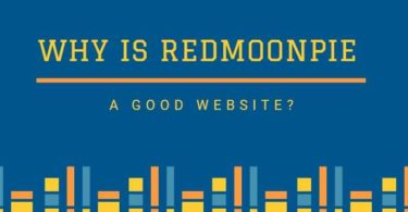 Why is Redmoonpie a good website