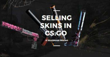 Selling Skins in CS GO
