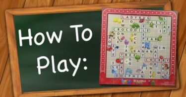 Rules of Scrabble